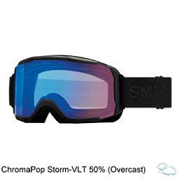 Smith Showcase Womens OTG Goggles 2018, Black Mosaic-Chromapop Storm R, 256