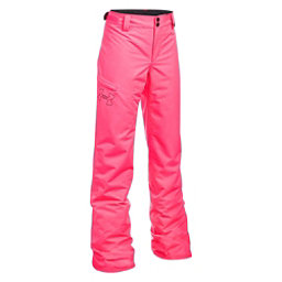 Under Armour ColdGear Infrared Chutes Girls Ski Pants, Penta Pink-Black, 256