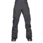 Burton Covert Mens Snowboard Pants, Denim, medium