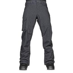 Burton Covert Mens Snowboard Pants, Denim, 256