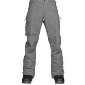 Burton Covert Mens Snowboard Pants, Bog Heather, medium