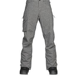 Burton Covert Mens Snowboard Pants, Bog Heather, 256