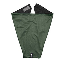 Flow 2-Layer Bandana, Green, 256