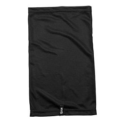Flow Youth 1-Layer Tube Kids Neck Warmer, Black, 256