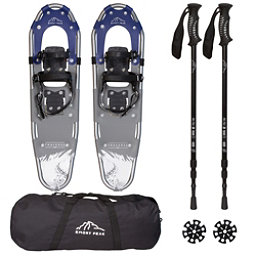 Emory Peak Traverse 930 with Poles Snowshoes, , 256