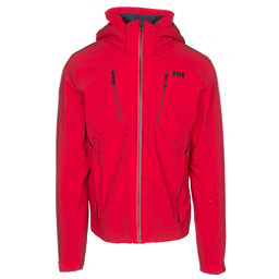 Helly Hansen Alpha 3.0 Mens Insulated Ski Jacket, Flag Red, 256