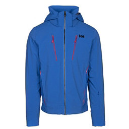 Helly Hansen Alpha 3.0 Mens Insulated Ski Jacket, Olympian Blue, 256
