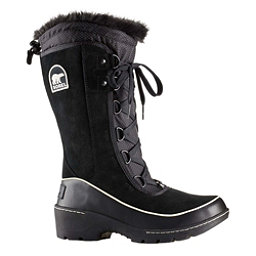 Sorel Tivoli lll High Womens Boots, Black-Light Bisque, 256