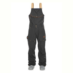Picture Yakoumo.2 Bib Mens Ski Pants, Black, 256