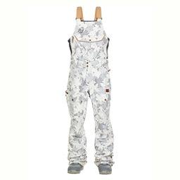 Picture Yakoumo.2 Bib Mens Ski Pants, Grey-Camo, 256