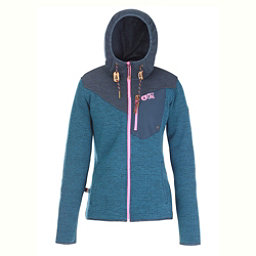 Picture Moder Womens Mid Layer, Petrol Blue, 256