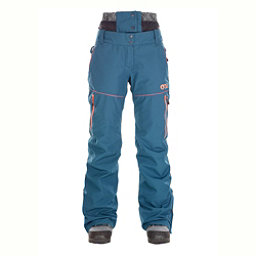 Picture Exa Womens Ski Pants, Petrol, 256