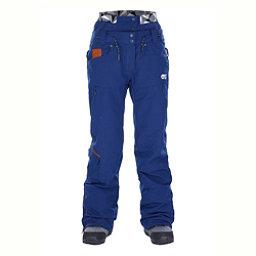 Picture Slany Womens Ski Pants, Dark Blue, 256