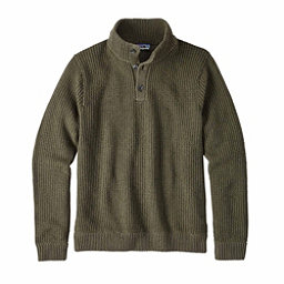 Patagonia Off Country Pullover Mens Sweater, Industrial Green, 256