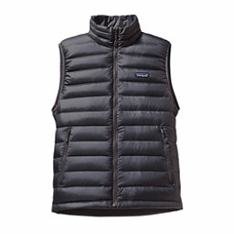 Patagonia Down Sweater Mens Vest, Forge Grey, 256