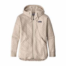 Patagonia Cotton Quilt Womens Hoodie, Birch White, 256