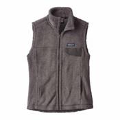 Patagonia Re-Tool Womens Vest, Feather Grey-Ink Black X Dye, medium