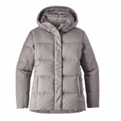 Patagonia Down With It Womens Jacket, Feather Grey, medium