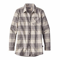 Patagonia Aspen Forest Tunic Womens Shirt, Wind Weaver Plaid-Tailored Gre, 256