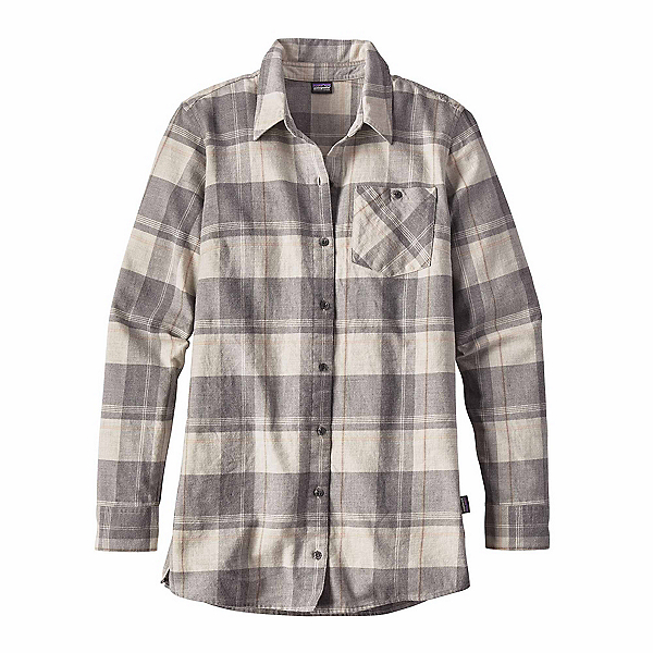 Patagonia Aspen Forest Tunic Womens Shirt, Wind Weaver Plaid-Tailored Gre, 600