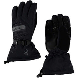 Spyder Overweb Gore-Tex Gloves, Black-Polar, 256