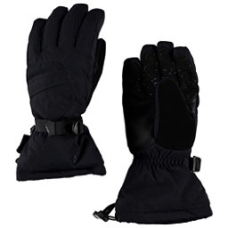 Spyder Overweb Gore-Tex Gloves, Black-Black, 256