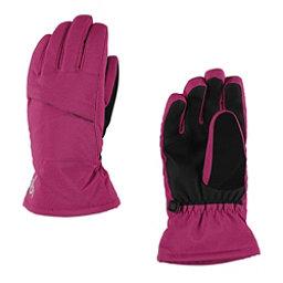 Spyder Astrid Girls Gloves, Raspberry, 256