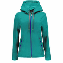 Spyder Endure Hoody Midweight Stryke Womens Sweater, Baltic, 256