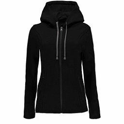 Spyder Endure Hoody Midweight Stryke Womens Sweater, Black, 256