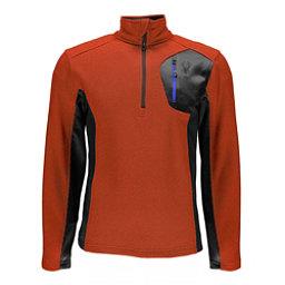 Spyder Bandit Half Zip Mens Sweater, Burst-Polar, 256