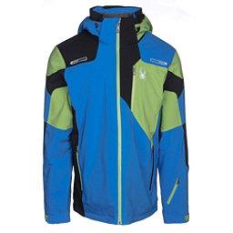 Spyder Vyper Mens Insulated Ski Jacket, French Blue-Fresh, 256