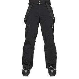 Spyder Dare Athletic Mens Ski Pants, Black, 256