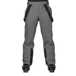 Spyder Dare Athletic Mens Ski Pants, Polar Herringbone, 256