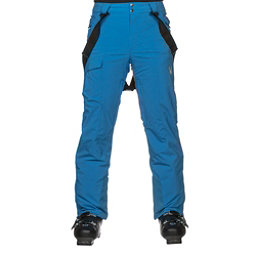 Spyder Troublemaker Tailored Mens Ski Pants, French Blue, 256