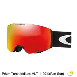 Oakley Fall Line Prizm Goggles 2018, Matte Black-Prizm Torch Iridium, 256