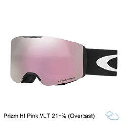 Oakley Fall Line Prizm Goggles 2018, Matte Black-Prizm Hi Pink Iridium, 256