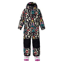 Burton Minishred Illusion Toddler Girls One Piece Ski Suit, Young Folks, 256