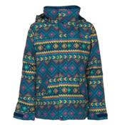 Burton Elodie Girls Snowboard Jacket, Bohemia, medium