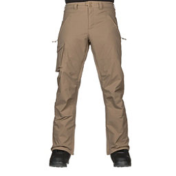 Burton Covert Insulated Mens Snowboard Pants, Kelp, 256