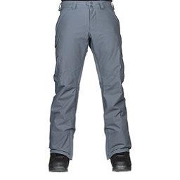 Burton Cargo Mid Mens Snowboard Pants, La Sky, 256