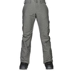 Burton Cargo Mid Mens Snowboard Pants, Shade Heather, 256
