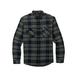 Burton Brighton Flannel Shirt, True Black Balsam, 256
