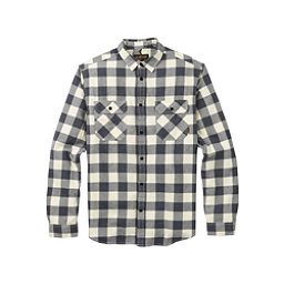 Burton Brighton Flannel Shirt, Canvas Heather Buffalo, 256