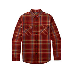 Burton Brighton Flannel Shirt, Fired Brick Balsam, 256