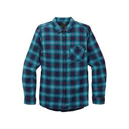 Burton Grace Womens Flannel Shirt, Jaded Haze Plaid, 256