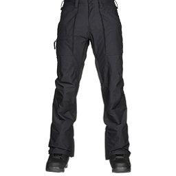 Burton Southside Mens Snowboard Pants, True Black, 256