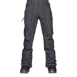 Burton Southside Mens Snowboard Pants, Denim, 256