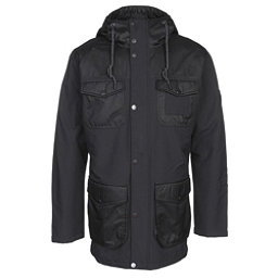Burton Match Mens Insulated Snowboard Jacket, True Black, 256