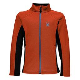 Spyder Constant Full Zip Kids Sweater, Burst-French Blue, 256
