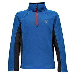 Spyder Outbound Stryke Kids Sweater, French Blue-Polar, 256